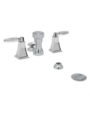 Intrigue bidet faucet in polished Chrome finish - B9860001