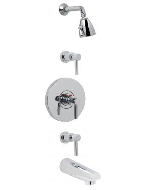 Bellezza Thermostatic Shower BZTH01PK1
