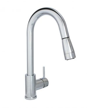 Pull-Down Kitchen Faucet K4880201-C