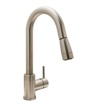 Pull-Down Kitchen Faucet K4880202-C