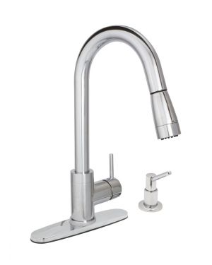 Pull-Down Kitchen Faucet K4980201-1C