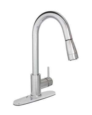 Pull-Down Kitchen Faucet K4980201-C