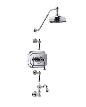 "Monarch 3/4"" Thermostatic Shower S6460301"