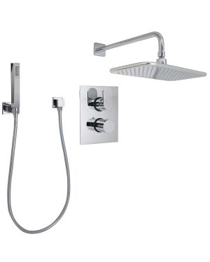 """Reflection 1/2"""" Thermostatic Shower Package S6561001-1"""