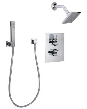 "Reflection 1/2"" Thermostatic Shower Package - S6561001"