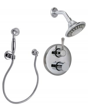 Sherington Thermostatic Shower Package - S6561201