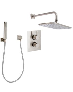 """1/2"""" Thermostatic Shower Package - S6620302-1"""