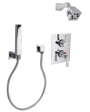 "McMillan 1/2"" Thermostatic Shower Package - S6660501"