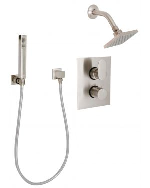 """Reflection 1/2"""" Thermostatic Shower Package - S6661002"""