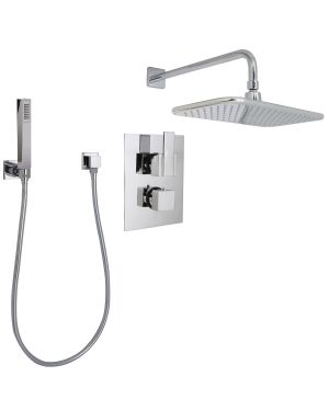 "Razo 1/2"" Thermostatic Shower Package - S6682001-1"