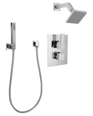 "Razo 1/2"" Thermostatic Shower Package - S6682001"