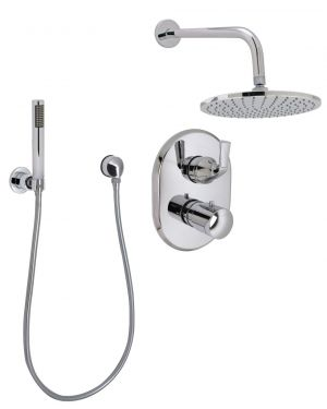 Joy Thermostatic Shower Package S6682101-1