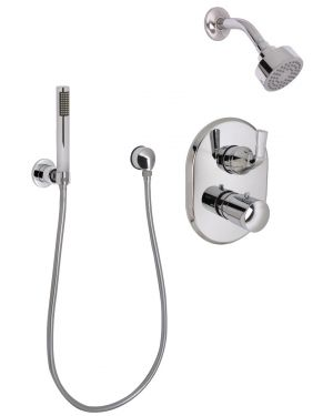 Joy Thermostatic Shower Package S6682101