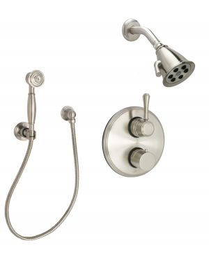 """1/2"""" Thermostatic Shower Package - S6760302"""