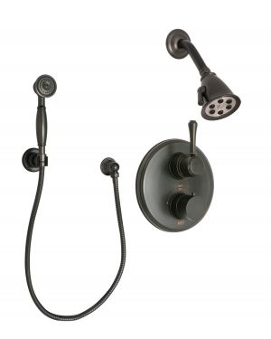 Thermostatic Shower Package - S6760303