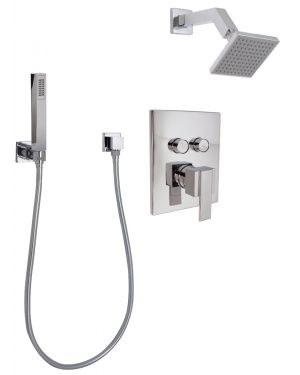 Razo Push Button Shower Package S6782001