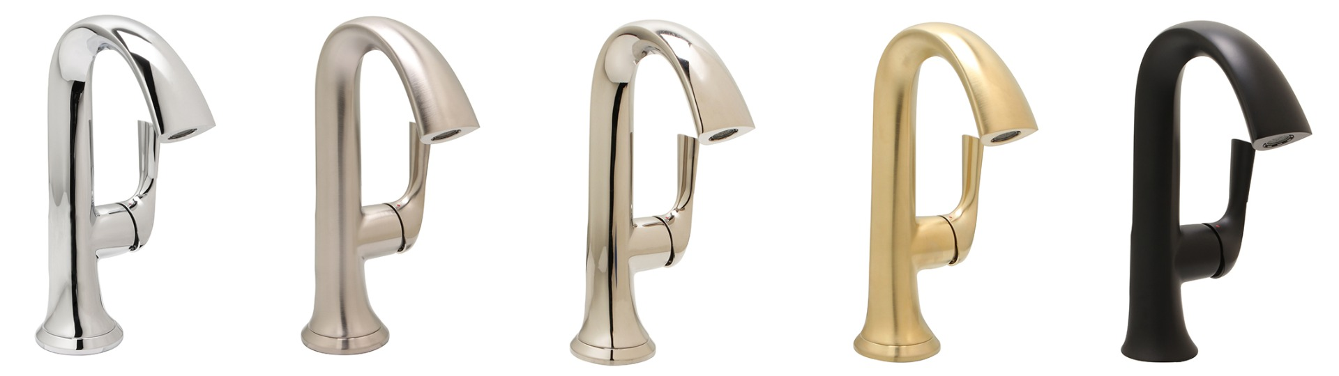 Joy faucet finishes