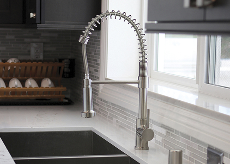All Kitchen Faucets
