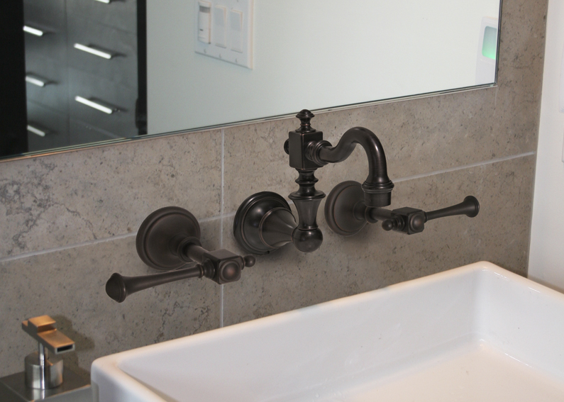 Wall Mounted Faucets