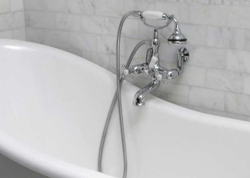 Wall Mounted Tub Fillers