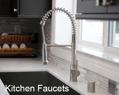 Spring Kitchen Faucets